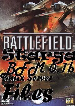 Download Stargate BFM 0.1b Linux Server Files mod for Battlefield 1942 at breakneck speeds with resume support. Direct download links. No waiting time. Visit http://www.lonebullet.com/mods/download-stargate-bfm-01b-linux-server-files-battlefield-1942-mod-free-62618.htm and click the download now button.