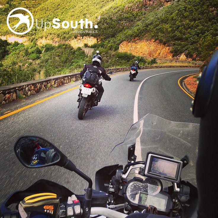 Tradouw Pass #motorcycletours #adventuretravel #southafrica
