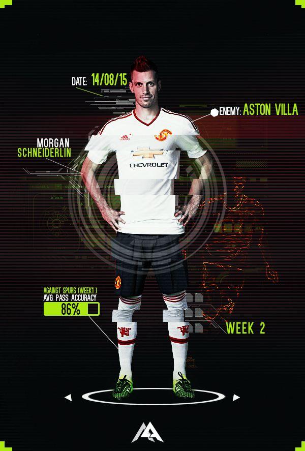 Match poster: Aston Villa vs Manchester United