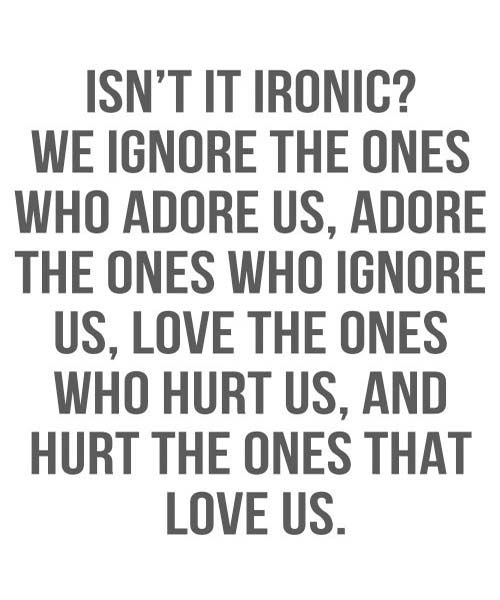 Deep Quotes On Relationships: 1000+ Irony Quotes On Pinterest