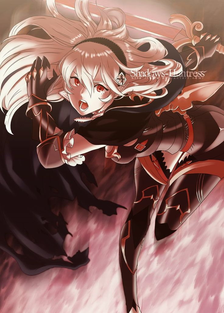 fire emblem if fates kamui cipher by shadows huntress on