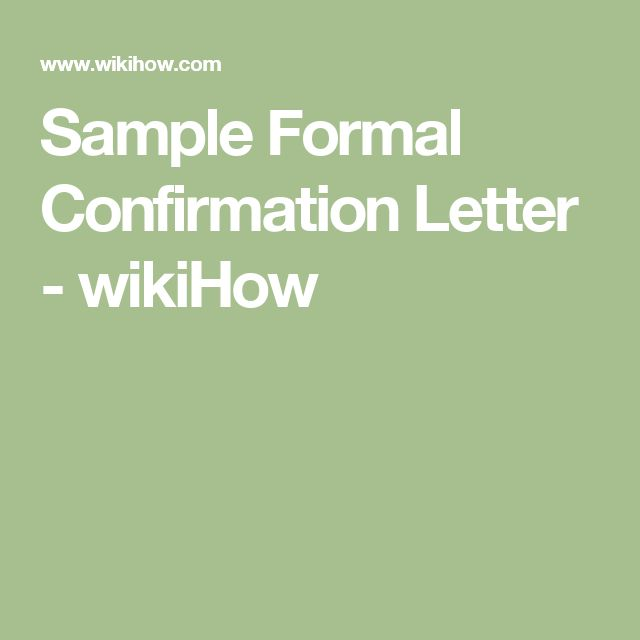 Best 25+ Confirmation letter ideas on Pinterest Confirmation - personal sponsorship letter