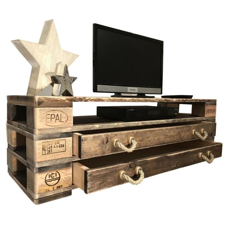 Paletten Kommoden-Sideboards-TV Schränke-Palettenmöbel Shop kaufen (12)