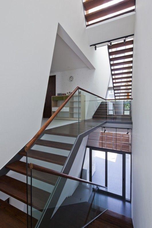 Best Gallery Of Folding Wall House Nha Dan Architect 13 400 x 300