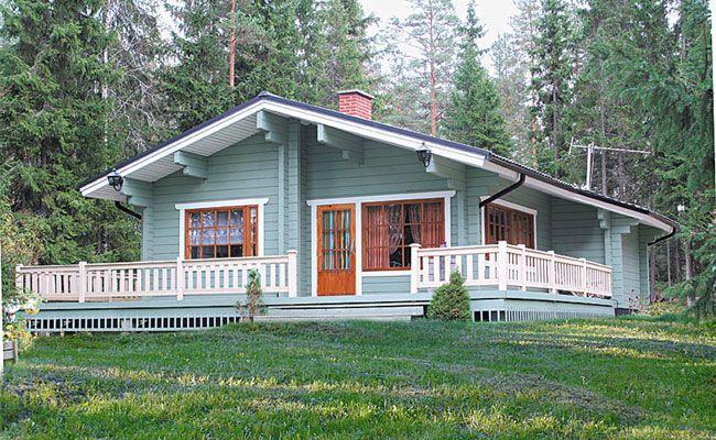 одноэтажные финские деревянные дома фото: 20 тыс изображений найдено в Яндекс.Картинках