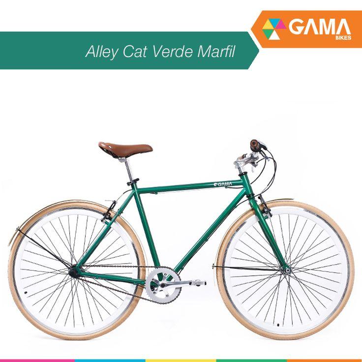 La Alley Cat que tanto querías ahora a $199.990. ¡No puedes dejar de tenerla! Mírala ahora en gamabikes.com