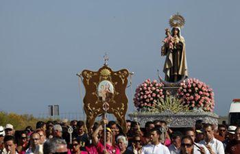 Fiestas Virgen del Carmen Ayamonte
