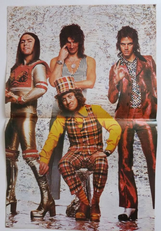 #poster #70s #noddy #jim #dave #don