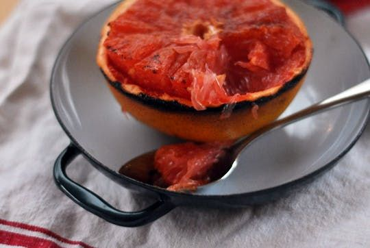 Breakfast Recipe: Broiled Grapefruit with Cinnamon Sugar — Recipes from The Kitchn