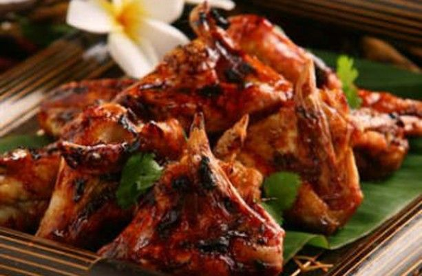 Chicken Wings in abc Sweet Soy Sauce - Chicken wings, hot or cold, make a great finger-food for parties, picnics, lunchboxes, an afternoon snack or a main meal.
