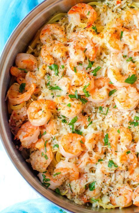 25 Best Garlic Parmesan Shrimp Ideas On Pinterest Garlic Baked Shrimp Garlic Butter Shrimp