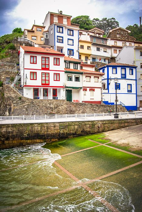 Cudillero, Asturias in Spain - Europe travel tips