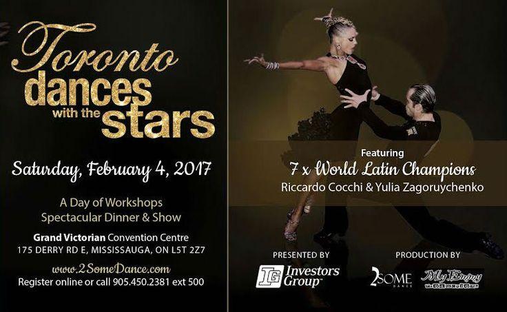 Dance with the Stars on February 4, 2017 | TorontoDance.com