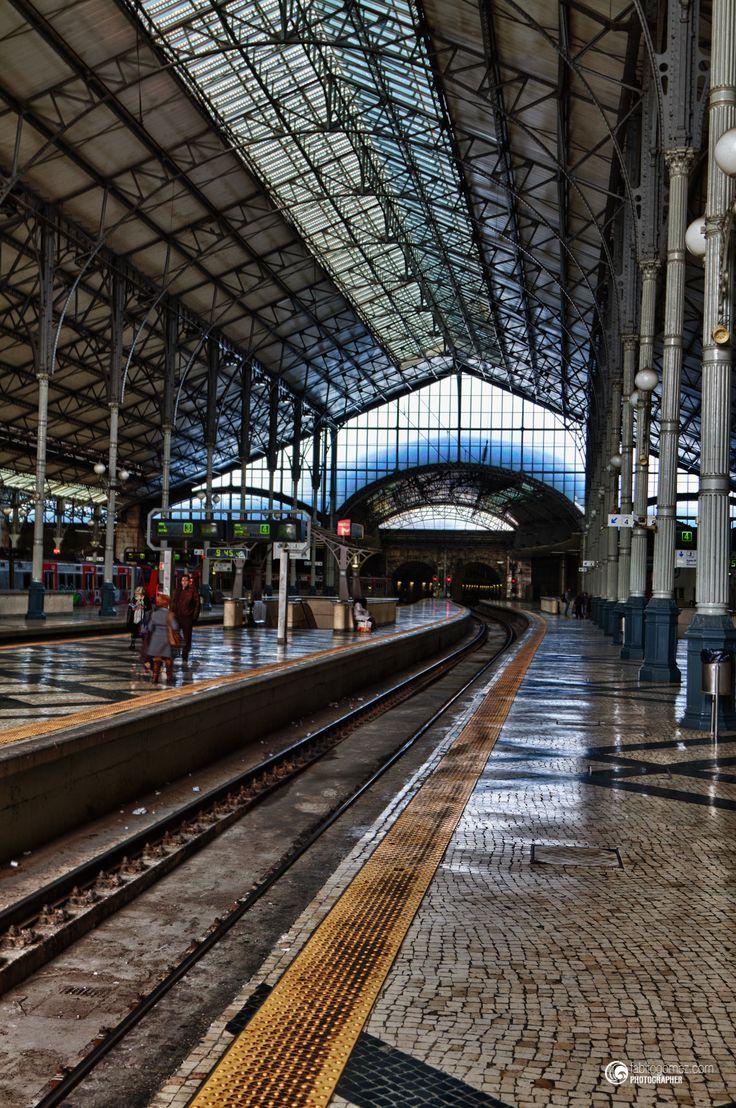 Lisboa - Estação do Rossio