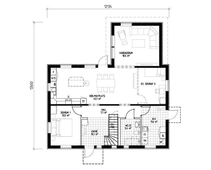 LB Optimal 198 | Arkitektritade & moderna hus när du ska bygga eget hus | LB-Hus