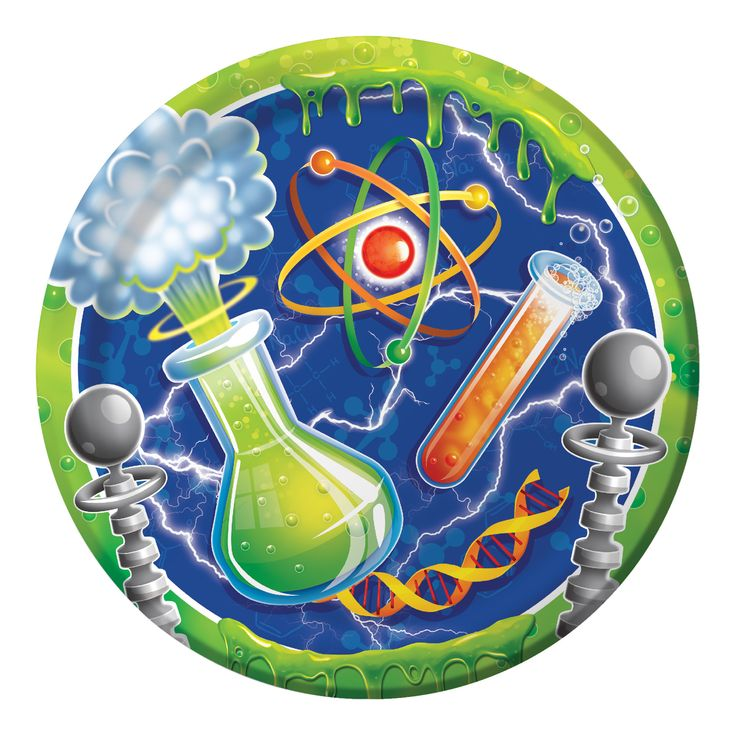 Mad Scientist 9 Inch Dinner Plate/Case of 96