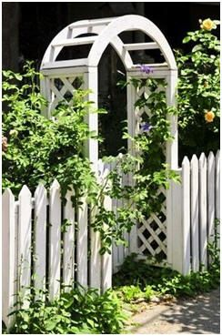 55 Free Arbor, Trellis, Pergola and Gazebo Plans - Here's a list of free, online, DIY project plans for building beautiful garden structures.