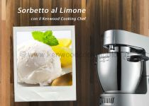 Video Ricetta Sorbetto al Limone Kenwood