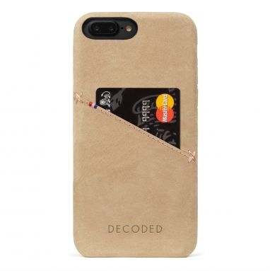 Decoded back cover iPhone 7/6(s) sahara  SHOP ONLINE: http://www.purelifestyle.be/shop/view/technology/iphone-beschermhoezen/decoded-back-cover-iphone-7-6s-sahara