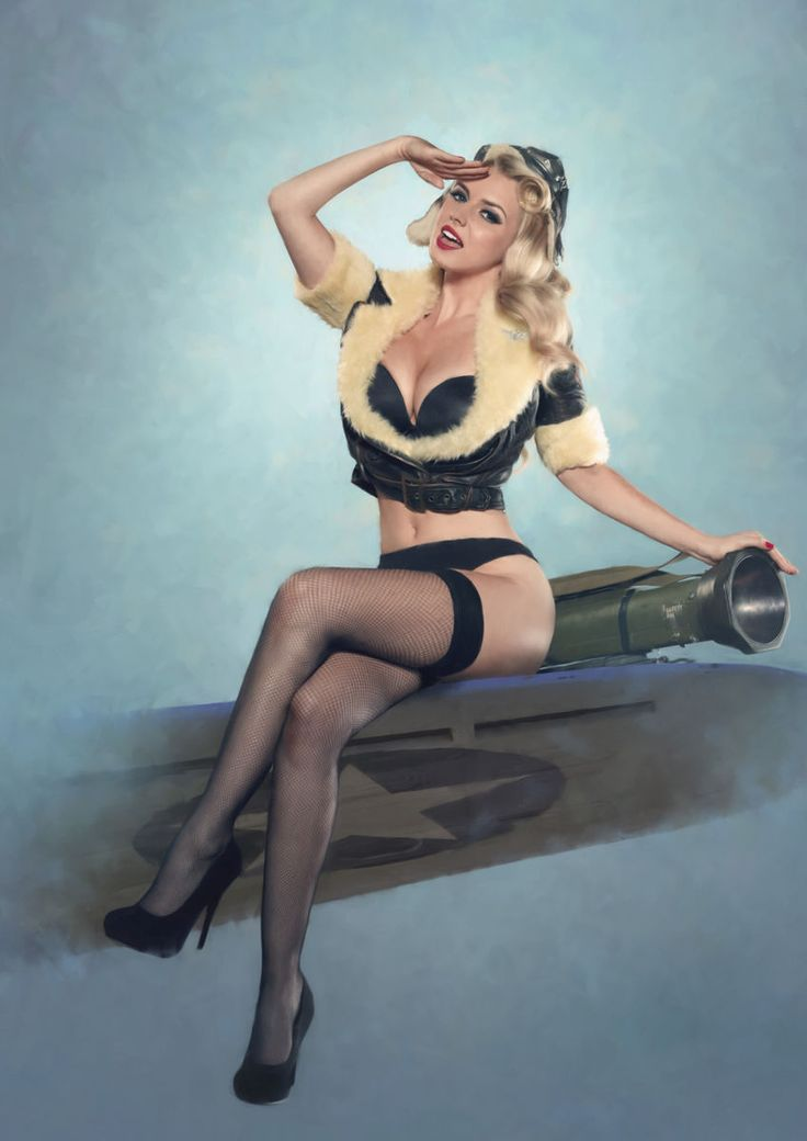 Hustler french maid