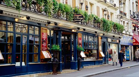 Café Procope, the oldest coffee house in Paris, is located right at the heart of the famous Quartier Latin. Established in 1686, it claims to be the world's oldest existing restaurant.