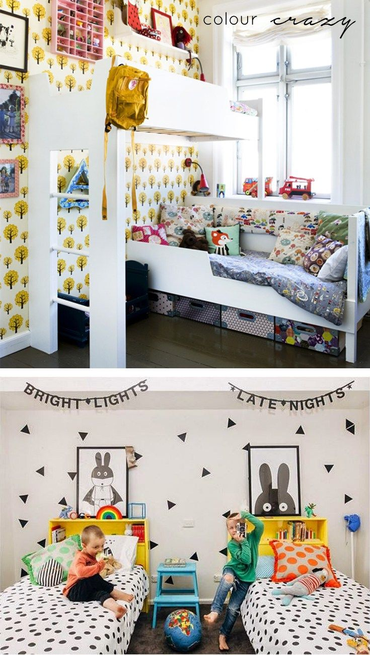 Decorating Small 10 little rooms for little
