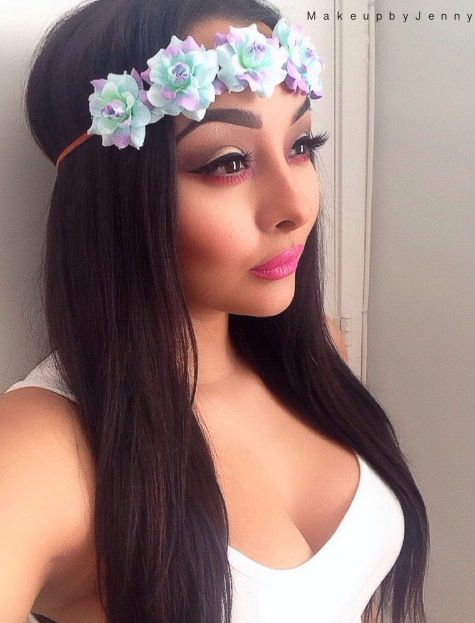18 best luxury for princess hair extensions images on pinterest floral head piece princess hairhead pmusecretfo Images