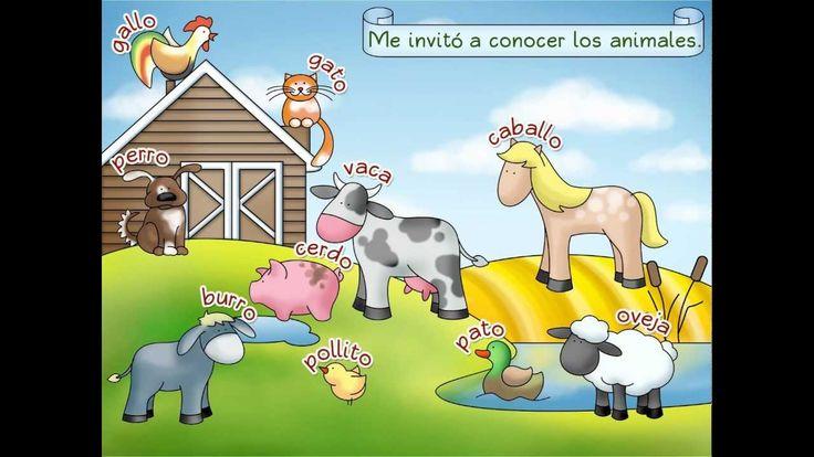 The Farm - La granja - Calico Spanish Songs for Kids