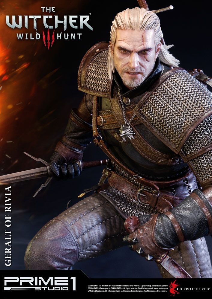 The Witcher III Wild Hunt - Hadesflamme - Merchandise - Onlineshop für alles was das (Fan) Herz begehrt!