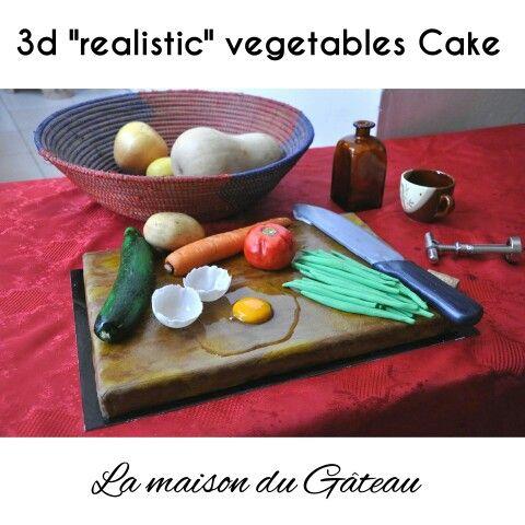 18 best La Maison du Gâteau Dakar images on Pinterest Homes, 3d - faire une maison en 3d