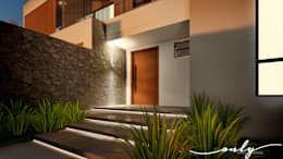 Casas de estilo moderno por Only Design de Interiores