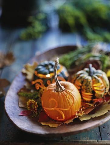 Casa: decorazioni autunno