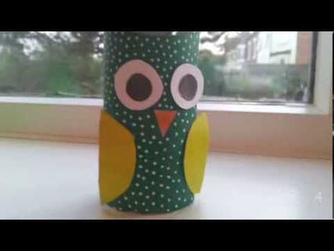 5 Things You Can Make With Toilet Rolls