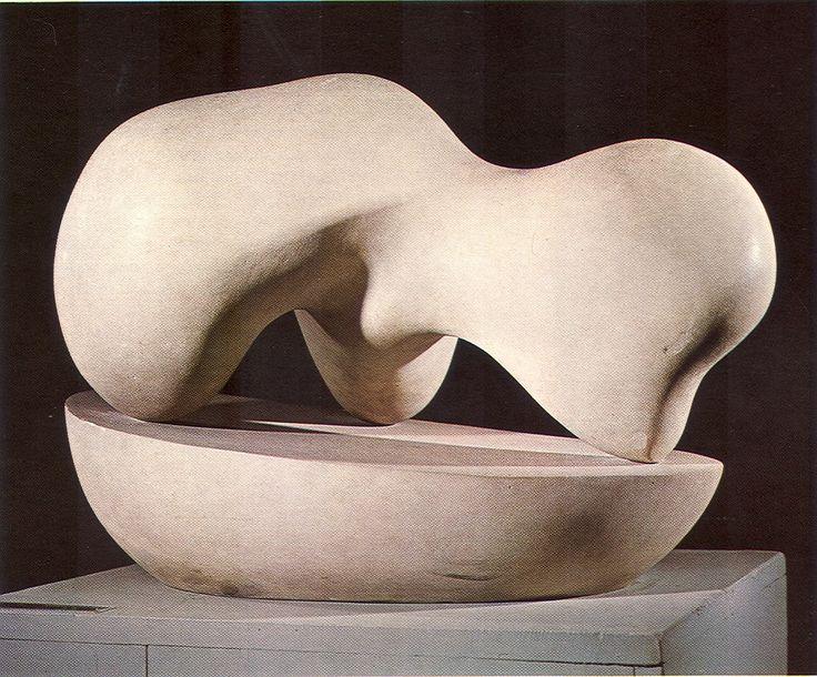 Human Concretion, Jean Arp