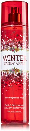 Winter Candy Apple Fine Fragrance Mist - Signature Collection - Bath & Body Works