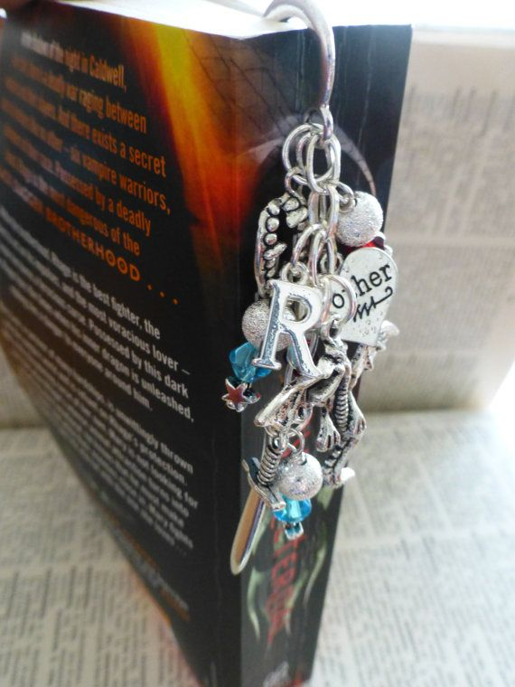 Handmade Black dagger brotherhood Rhage inspired by lauriebale, £7.00