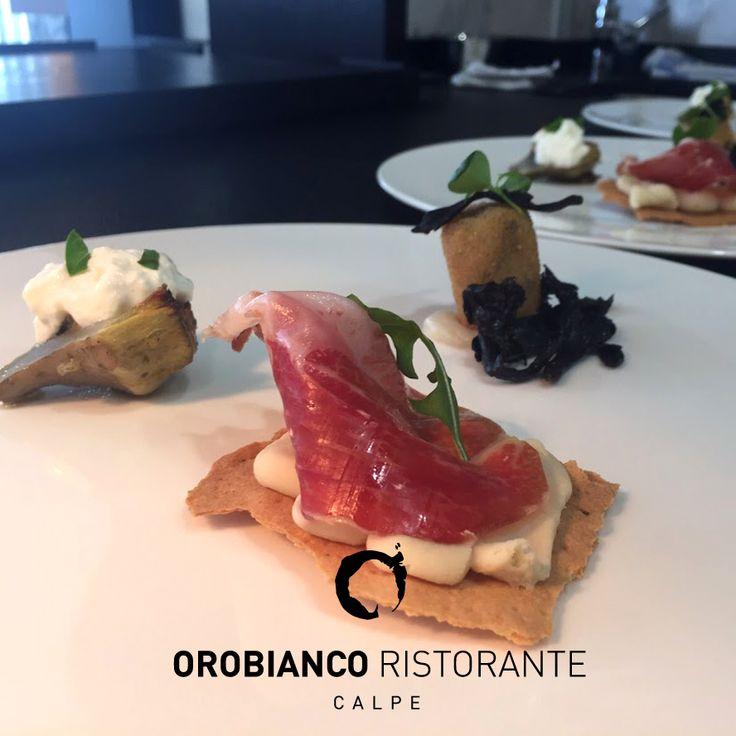 """""""Antipasto all'italiana"""" un aperitivo italiano que deleitó a nuestros comensales durante las pasadas Navidades. #entrantes #gastronomíaitaliana"""