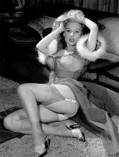 Betty Brosmer White