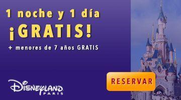 Ofertas Disneyland París. Todas las ofertas disponibles para viajar a Disneyland Paris. Aproveche las ofertas y visite EuroDisney