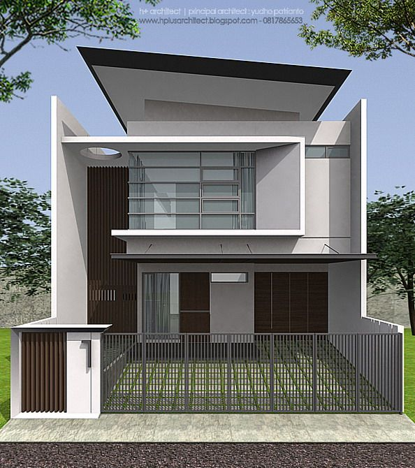 Residential - AF House by yudho patrianto at Coroflot.com