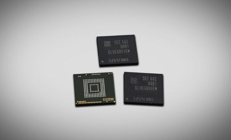 The chips have double the read speed of your typical SSD.
