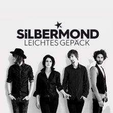 """SILBERMOND – Die erfolgreichste deutsche Band mit Frontfrau ab Mai 2016 auf """"Leichtes Gepäck""""-Tour!"""