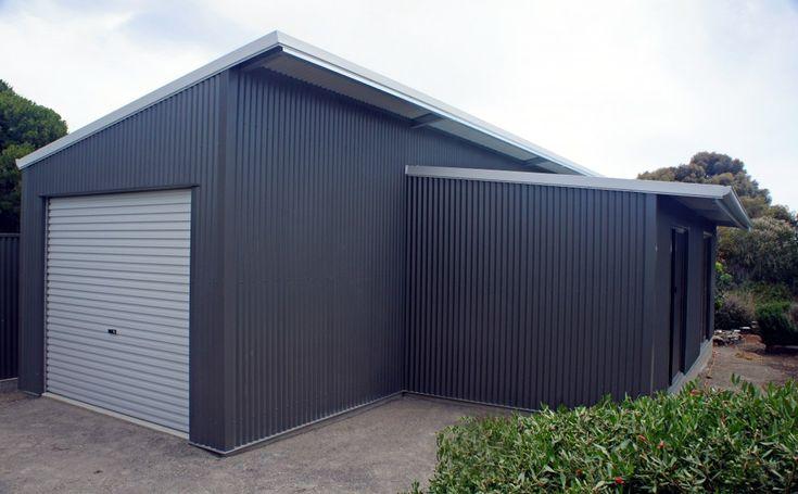 Grey Colorbond Garage Grey Roller Door Google Search