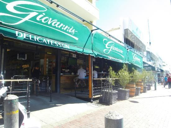 Visit Giovanni's for delicious breakfasts and coffee, they are situated in 103 Main Road, Green Point. For more information contact them a 021 434 6893