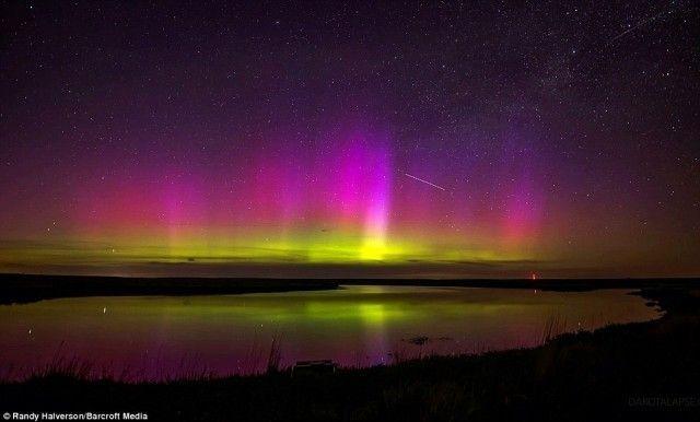 Calea Lactee, aurora boreală şi alte imagini ale cerului, într-un TIMELAPSE