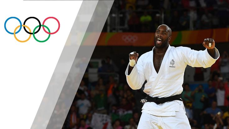 Rio Replay: Men's Judo 100kg Contest for Gold