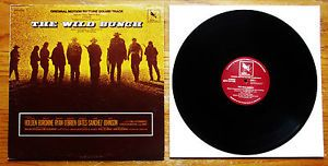 LP BOF The wild bunch (La horde sauvage) Printed in USA -Musique: Jerry FIELDING | eBay