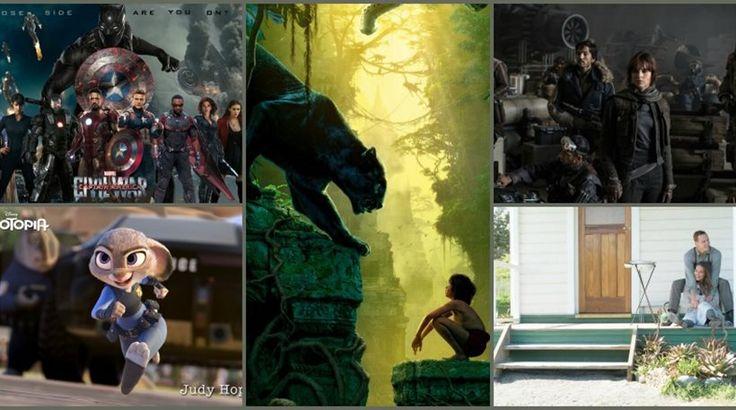 Οι 13 ταινίες της Disney για το 2016