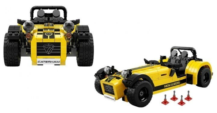 [$69.97 save 31%] LEGO Ideas Caterham Seven 620R Kit $69.97 @ Amazon.ca http://www.lavahotdeals.com/ca/cheap/lego-ideas-caterham-620r-kit-69-97-amazon/227908?utm_source=pinterest&utm_medium=rss&utm_campaign=at_lavahotdeals