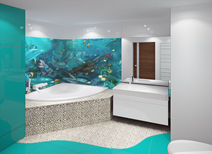 Morska łazienka | Murla Design